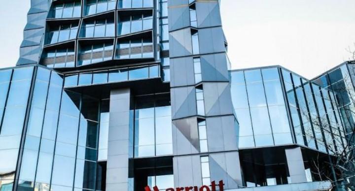 The Marriot Şişli Hotel (Şişli)